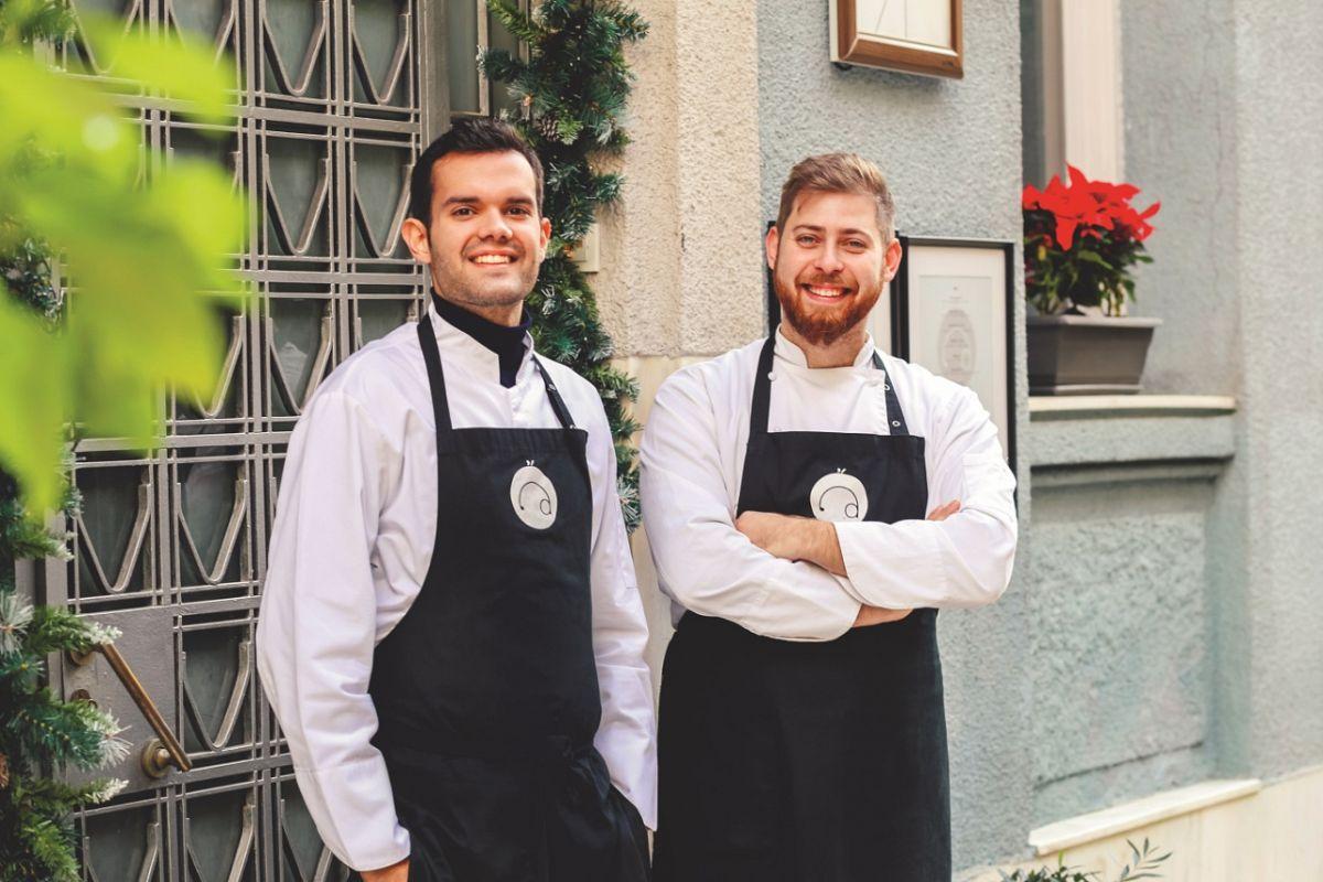 Για μοντέρνα ελληνική κουζίνα στο Άλφicon